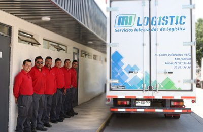 Milogistic - Soluciones de Logística.